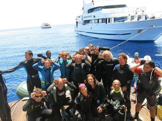 Diving Ocean Makadi Bay: Sul Pozzetto della Red Sea Sound