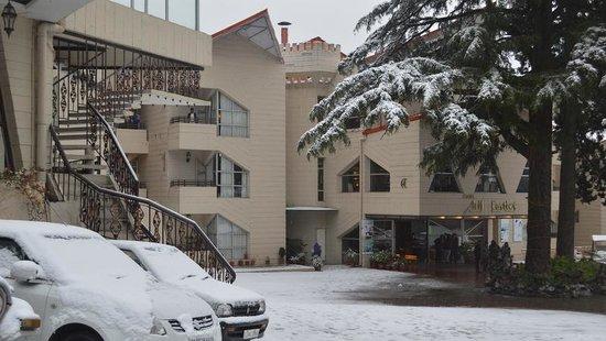 Photo of Arif Castles Hotel Nainital