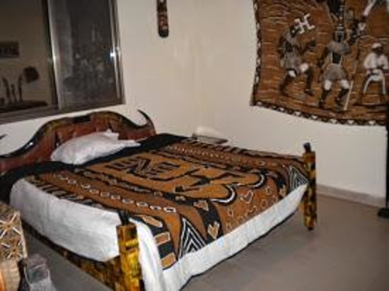 SenegalStyle Bed & Breakfast: Another LOOK at this BEAUTIFUL BEDROOM... go ahead, BOOK IT!€32pp w/Meals! EMAIL for BEST PRICE