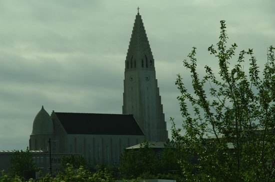 Downtown Reykjavik Apartments: View from the balcony