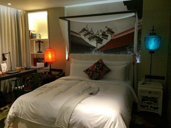 Hotel Indigo Shanghai on the Bund: Room View 1