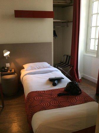 Cœur de City Hotel Bordeaux Clemenceau by HappyCulture : Single bed room