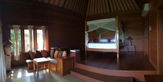 Tegal Sari: Villa Interior