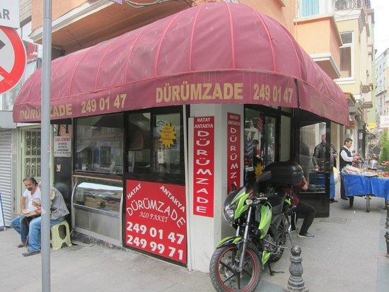 Durumzade: The outside