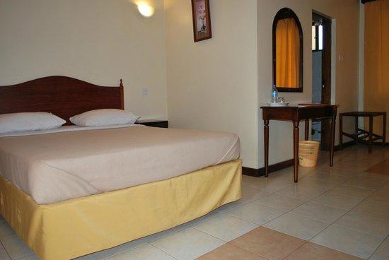 Parkview Inn: Double Room