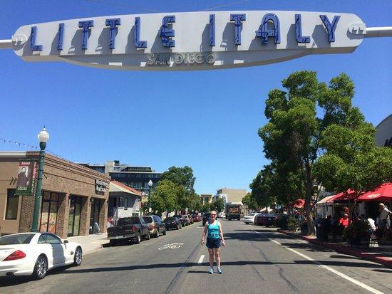 City Running Tours San Diego