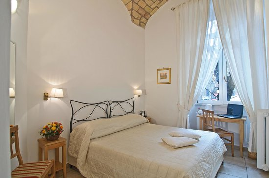 Relais Le Clarisse in Trastevere: Economy Double Room