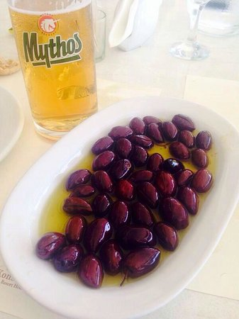 GMP Bouka Resort Hotel: BEER&OLIVES
