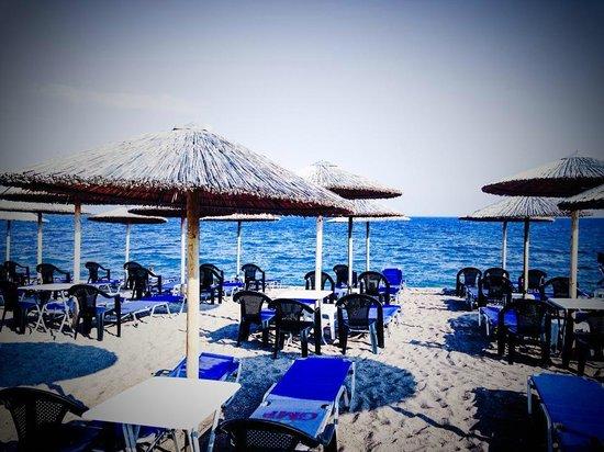 GMP Bouka Resort Hotel: SPIAGGIA