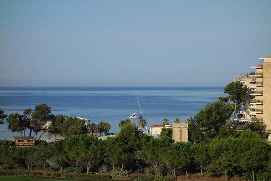 Steigenberger Golf & Spa Resort Camp de Mar : Sea view