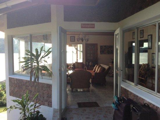 Colibri Guest House: Reception