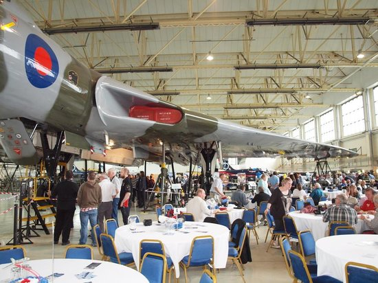 The Vulcan Experience: Lovely food!