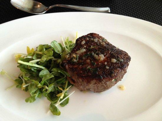 Spencer's For Steaks & Chops: Spencers 8 oz Filet Mignon