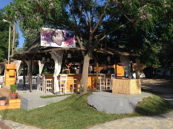 Estrella Cafe-Bar-Restaurant: Estrella