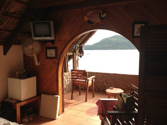 Colibri Guest House : Vista dalla Camera