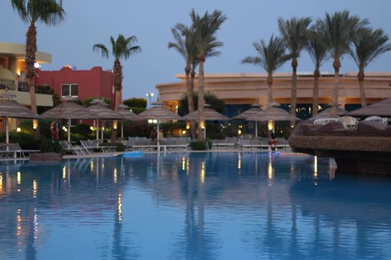 Sierra Sharm El Sheikh : main pool