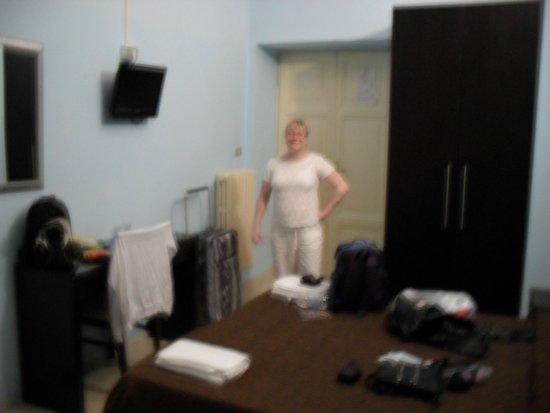 Nautilus Hotel : Rooms are very spacious