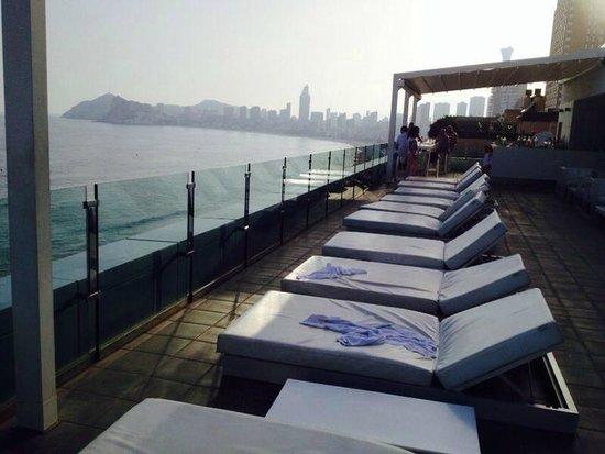 Villa Del Mar Hotel: Rooftop