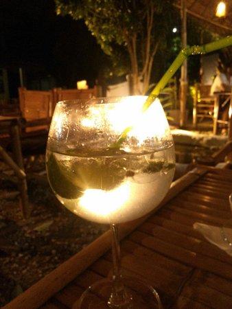 Bizarro Tapas, Bar & Restaurant: Gin tonic genial