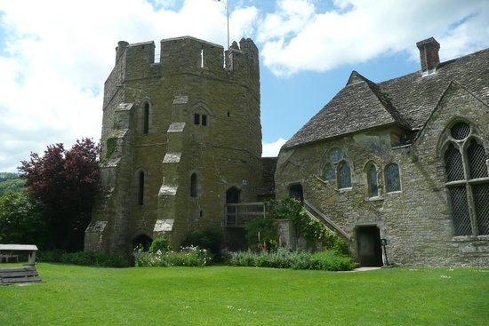 Stokesay Castle: Tower