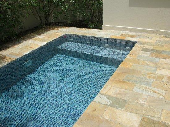 Baraza Resort & Spa: La piscine privée de notre villa ...