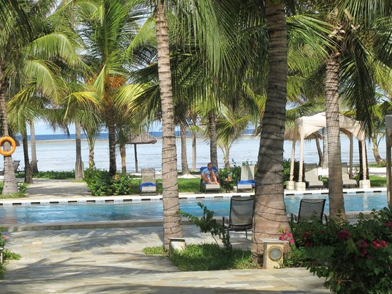 Baraza Resort & Spa : Un bel espace ;-)