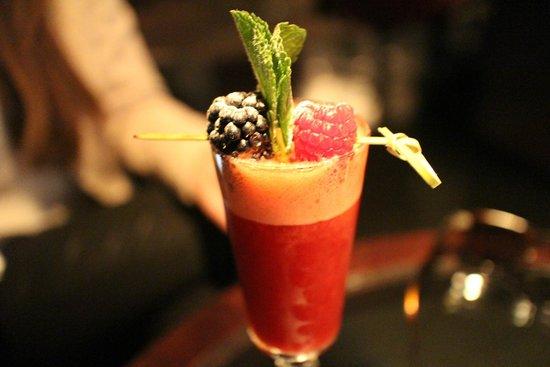 Bluebird Chelsea: Cocktails