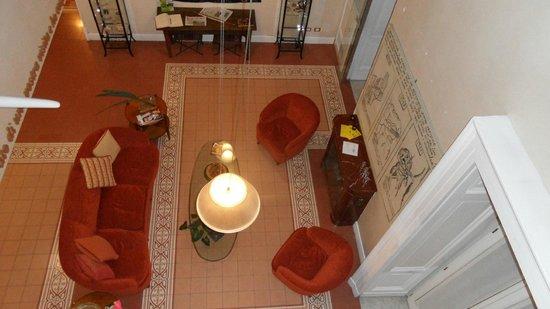 Hotel Costantinopoli 104: Accueil