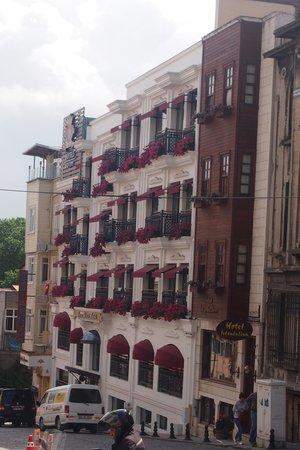 Dosso Dossi Hotel Old City: Dosso Dossi Hotel