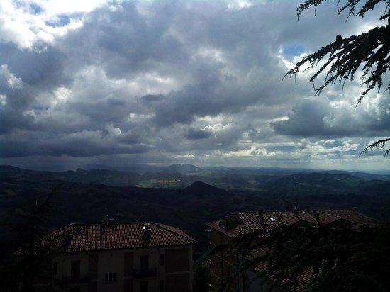 Hotel Miramare: Panorama