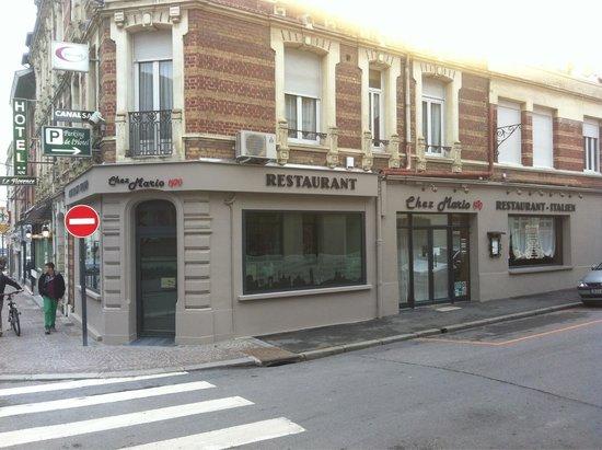 Restaurant Chez Mario: depuis 1970