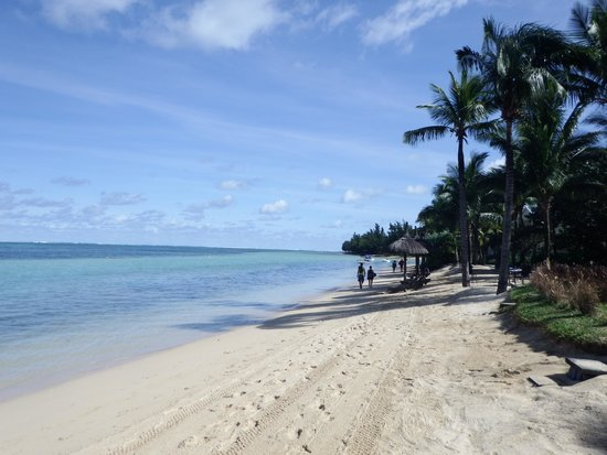 Heritage Le Telfair Golf & Spa Resort (Closed for renovation): Beach at Le Telfair