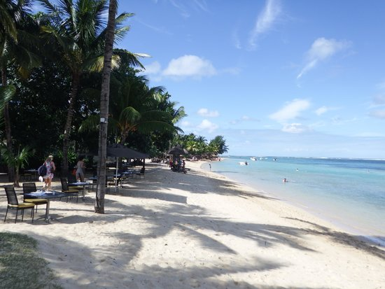 Heritage Le Telfair Golf & Spa Resort (Closed for renovation): Le Palmier Beach Bar/Restaurant