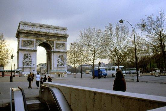 Arc de Triomphe: arc