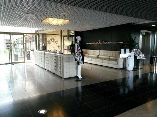 WestCord Fashion Hotel Amsterdam : Hotel Lobby