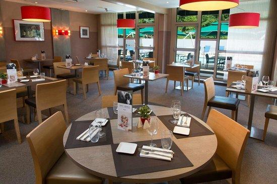 Mercure Strasbourg Aéroport : restaurant Terres Gourmandes