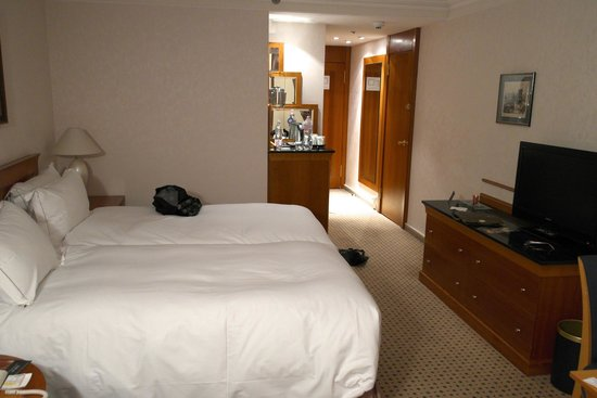 Hilton Budapest: Executive Room