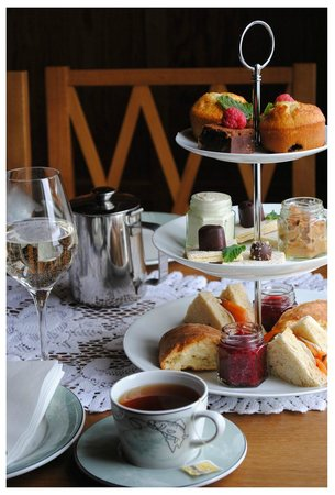 Gloppen Hotell: Afternoon Tea