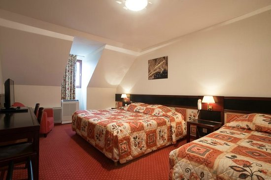 Hostellerie Saint Vincent: Suite