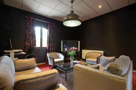 Hostellerie Saint Vincent : Salon