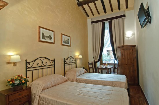 Relais Le Clarisse in Trastevere : Superior Double Room