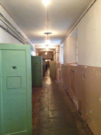 KGB Museum (Genocido Auku Muziejus): jail