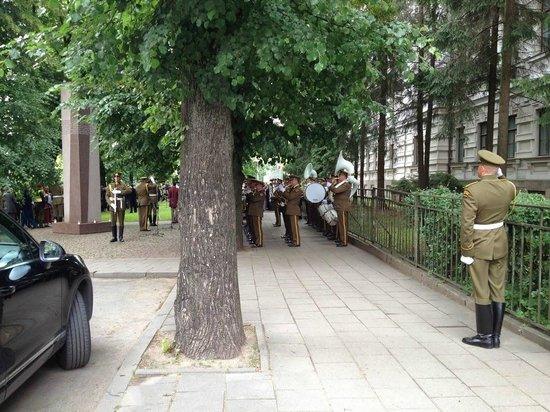 KGB Museum (Genocido Auku Muziejus): outside