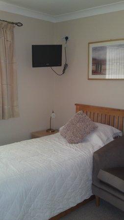 Church Farm Guesthouse: Single en-suite room