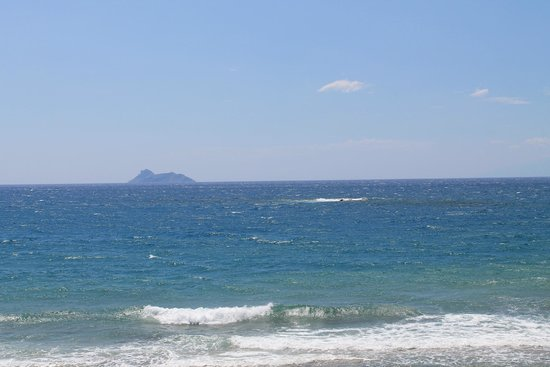 Kommos Beach : mare