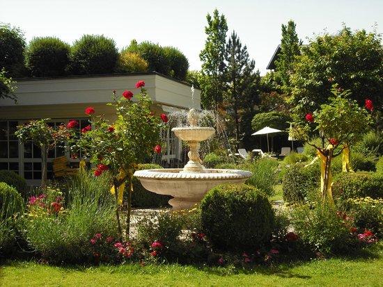 Hotel Salzburgerhof : Gardens