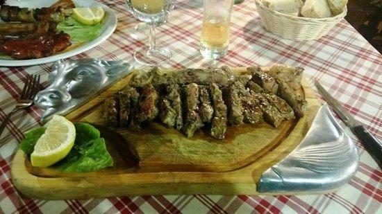 Ristorante La Tavernetta: tagliata