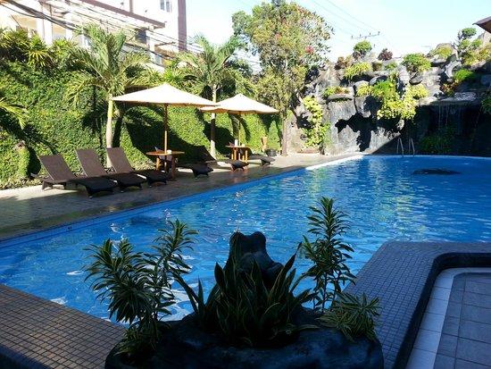 Puri Artha Hotel : Pool