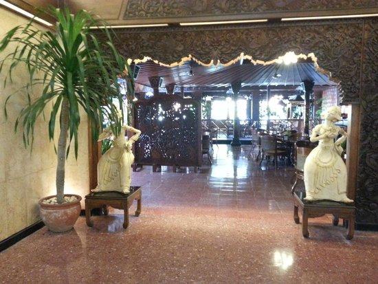 Puri Artha Hotel : Lobby