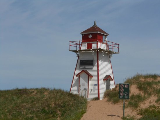 Take the Island Adventure Day Tours: Lighthouse on PEI